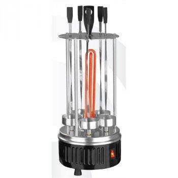 Шашлычница электрическая Vilgrand V-10052 5 шампуров 1000 Вт