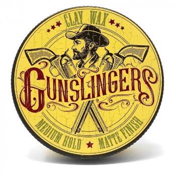Віск для волосся Gunslingers Clay Wax 75 мл