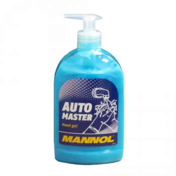Средство для мытья рук Mannol Automaster Hand Gel