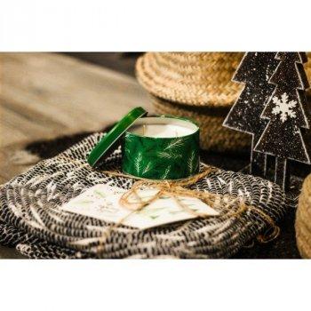 """Арома свічка Teplo Candle Shop """"Різдвяна ялинка"""""""