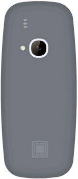 Мобільний телефон ASSISTANT AS-201 Grey