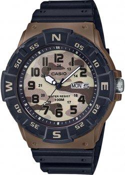 Чоловічі годинники Casio MRW-220HCM-5BVEF