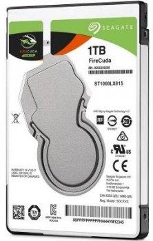 Жорсткий диск (HDD) Seagate FireCuda 1TB 5400rpm 128MB (ST1000LX015)