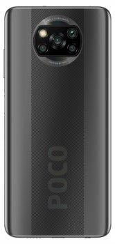 Мобільний телефон Poco X3 6/64 GB Shadow Gray (691531)