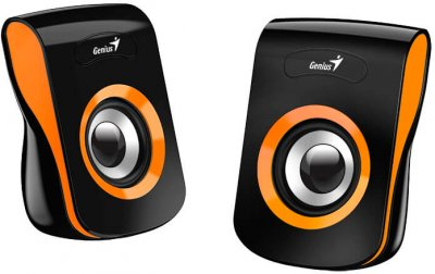 Акустична система Genius SP-Q180 Orange (31730026402)