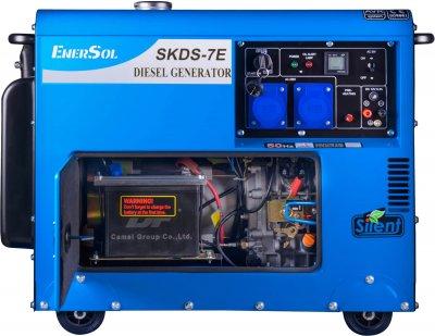 Генератор дизельный EnerSol SKDS-7EB