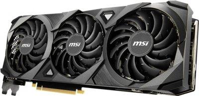 MSI PCI-Ex GeForce RTX 3080 VENTUS 3X OC 10GB GDDR6X (320bit) (1740/19000) (HDMI, 3 x DisplayPort) (RTX 3080 VENTUS 3X 10G OC)