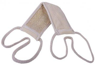 Стрічка масажна Balmy Naturel для спини з люфи (8691400013015)