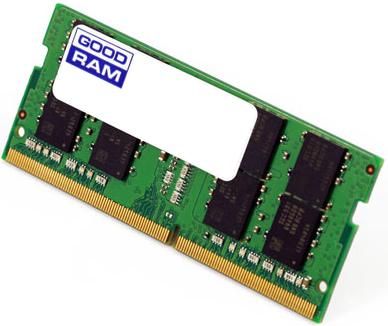 Оперативна пам'ять Goodram SODIMM DDR4-2666 4096MB PC4-21300 (GR2666S464L19S/4G)