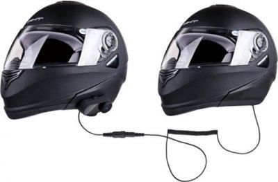 Bluetooth-мотогарнитура для шлема FreedConn T-Com 02S проводной интерком (fdtcm02s)