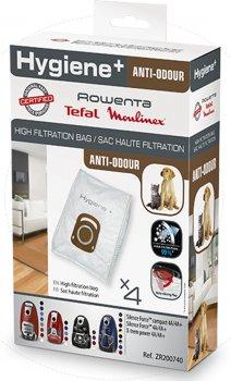 Набор мешков для пылесоса ROWENTA ZR200740 ANTI-ODOUR