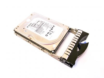 Жорсткий диск IBM Express 450GB 3.5 in SL HS 15K 6Gbps SAS HDD (49Y3728) Нове