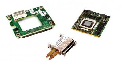 Видеокарта HP FX3600M 512MB Graphics Card (492189-001) Refurbished