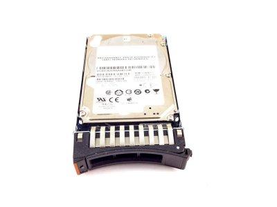 Жорсткий диск IBM 600 GB 10,000 rpm 6 Gb SAS 2.5 Inch HDD (00Y5707) Refurbished
