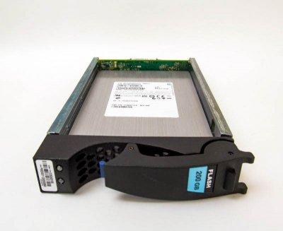 SSD EMC 200GB 3.5 in SAS SSD for VNX (NB-VS6F-200) Refurbished