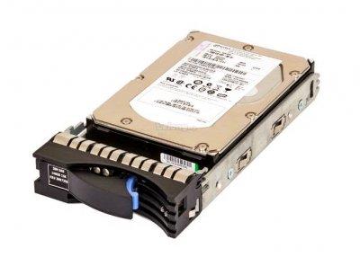 "Жорсткий диск IBM HDD 146GB SAS 15K 3,5"" LFF HOT SWAP (26K5842) Refurbished"