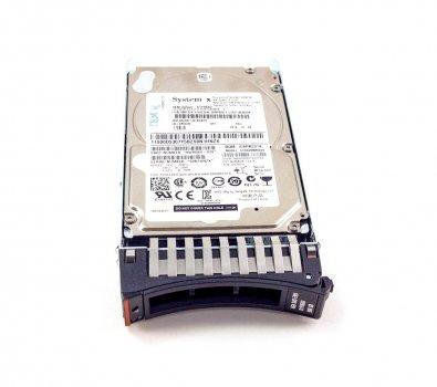 Жорсткий диск IBM 900GB 10K 12Gbps SAS 2.5 G3HS HDD (00WG696) Refurbished