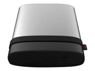 """Жорстку диск зовнішній SiliconPower USB 3.0 Armor A85 4TB 2,5"""" Сріблястий (SP040TBPHDA85S3S)"""