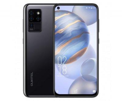 Мобільний телефон Oukitel C21 4/64GB Midnight Black