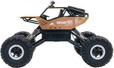 Автомобіль на р/к Sulong Toys 1:14 Off-Road Crawler Force Золотий (SL-122RHG)