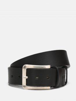 Мужской ремень кожаный Sergio Torri 14-0014/40 130 см Черный (2000000018904)