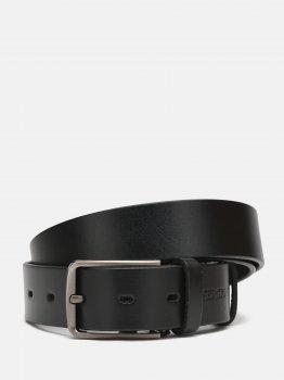 Мужской ремень кожаный Sergio Torri 14-0011/35 115 см Черный (2000000018812)