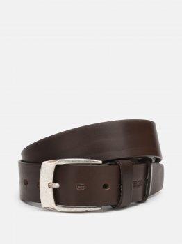 Мужской ремень кожаный Sergio Torri 14-0025/40 125 см Коричневый (2000000019420)