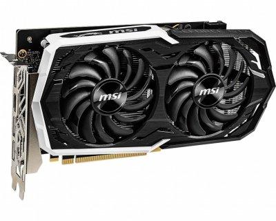 Відеокарта MSI GeForce GTX1660 6GB GDDR5 ARMOR OC (GTX_1660_ARMOR_6G_OC)