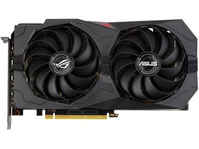Відеокарта Asus GeForce GTX1660 SUPER 6GB GDDR6 STRIX GAMING OC (STRIX-GTX1660S-O6G-GAM)