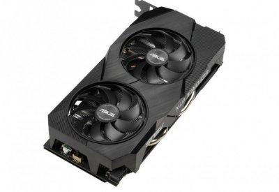 Відеокарта Asus GeForce GTX1660 6GB GDDR5 DUAL Advanced EVO (DUAL-GTX1660-A6G-EVO)