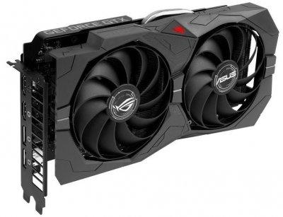 Відеокарта Asus GeForce GTX1660 SUPER 6GB GDDR6 STRIX GAMING (STRIX-GTX1660S-6G-GAMING)