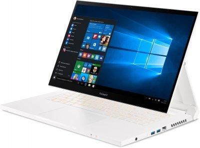 Ноутбук Acer ConceptD 3 Ezel CC315-72G-76DK (NX.C5NEU.007) White