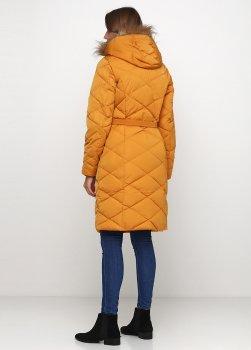 Куртка женская Tom Tailor 05-TTL-yelow