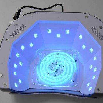 Лампа гибридная CCFL+LED Beauty nail 48W