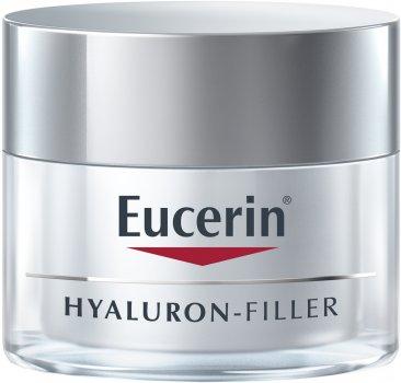Дневной крем Eucerin Hyaluron-Filler против морщин SPF-30 50 мл (4005800198687)