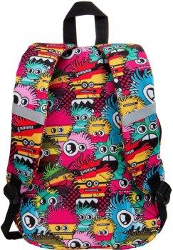 Рюкзак CoolPack Mini 35 х 26 х 12 см 18 л Wiggly Eyes Pink (B27047)