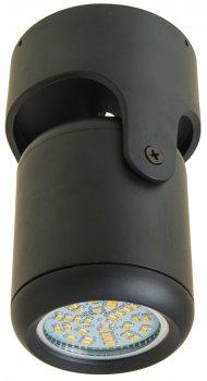 Стельовий світильник Brille KWS-03 GU10 BK (48-088)