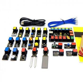 Учебный набор Keyestudio EASY plug Starter Kit для Ардуино