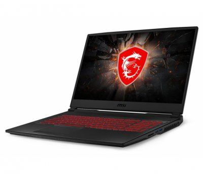 Ноутбук MSI GL75 i7-10750H/8GB/512+1TB GTX1660 Ti 144Hz