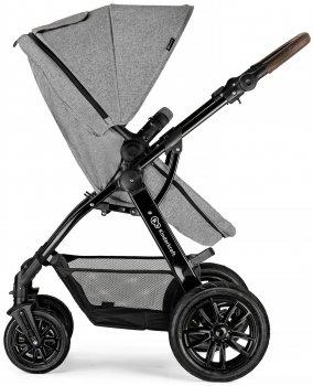 Универсальная коляска 3 в 1 Kinderkraft Moov Gray Melange (5902533915019)