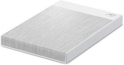 "Жорсткий диск Seagate Backup Plus Ultra Touch 2TB STHH2000402 2.5"" USB 3.0 External White"