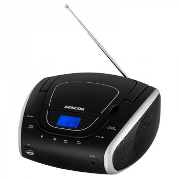 Радіоприймач Sencor SPT 1600 BS (F00180041)