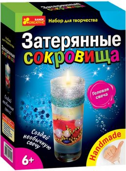 Гелиевые свечи Ranok-Creative Потерянные сокровища 14100296Р (4823076113445)