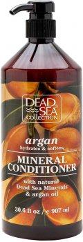 Кондиционер Dead Sea Collection с минералами Мертвого моря и аргановым маслом 907 мл (7290107421072)