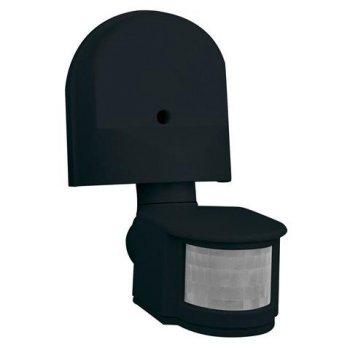 Датчик руху Horoz Electric Corona HL481 інфрачервоний настінний чорний