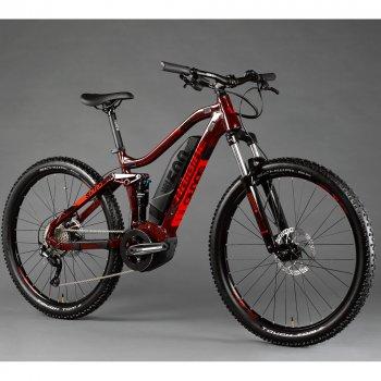 "Электровелосипед Haibike SDURO FullSeven Life 1.0 500Wh 10 s. De 27,5"", рама S, красный, 2020 (AS-5290)"
