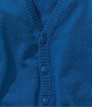 Кардиган H&M синій (98-4675)