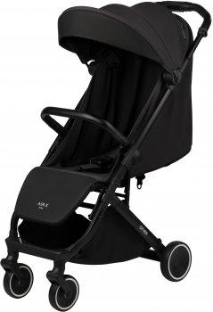 Прогулянкова коляска Anex Air-X Ax-02 Black (5902280011682)