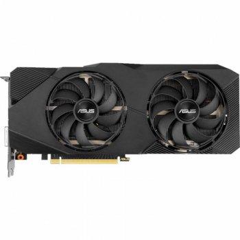 Відеокарта ASUS GeForce RTX2060 SUPER 8192Mb DUAL Advanced EVO V2 (DUAL-RTX2060S-A8G-EVO-V2)