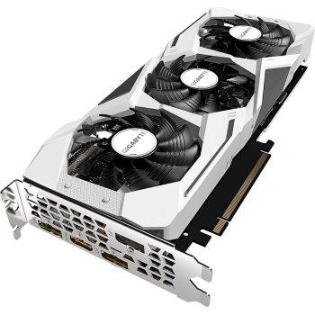 Відеокарта GIGABYTE GeForce RTX2060 SUPER 8192Mb GAMING WHITE (GV-N206SGAMING WHITE-8GD)